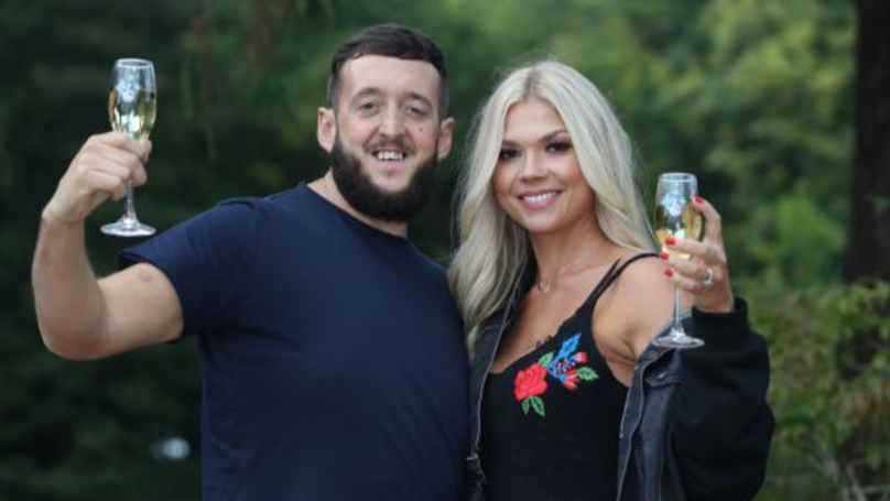 'Punching Above Your Weight' Dude Wins £1 Million On Scratchcard