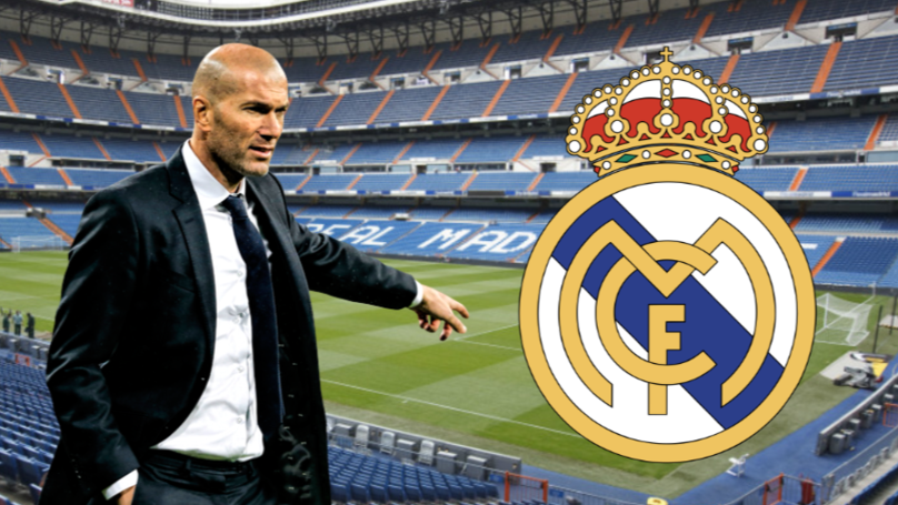 Zinedine Zidane Holds Meetings With Four Players, Tells Three Of Them They're Being Sold