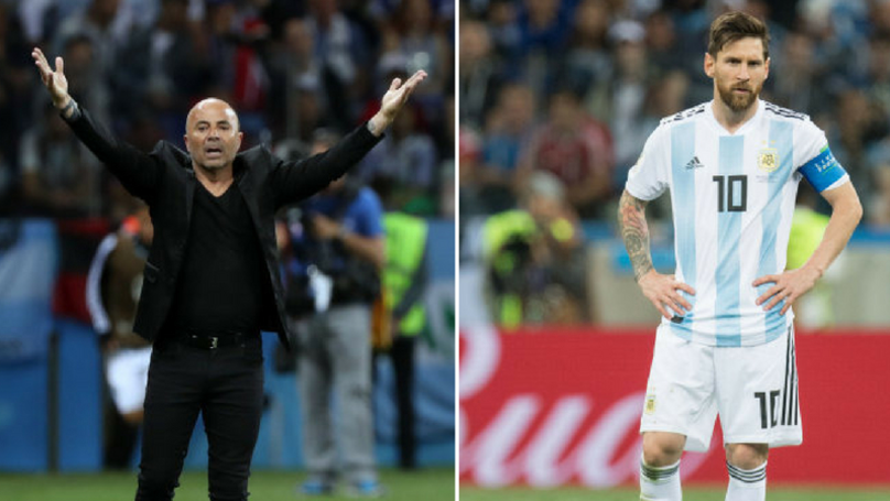 Argentina Players To Select Team For Nigeria Clash Amid Frustrations With Jorge Sampaoli