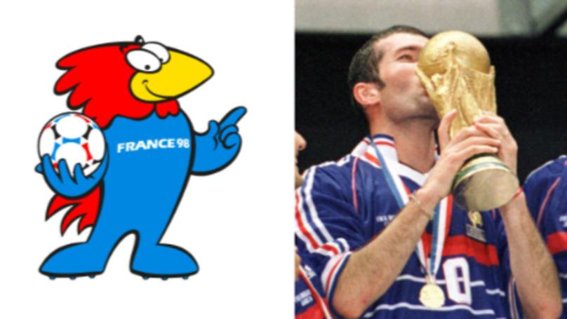 Zidane, Ronaldo, Beckham, Chilavert- Remembering The 1998 World Cup