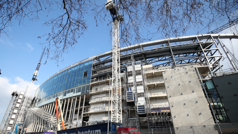 Tottenham Hotspur's New Stadium 'May Not Be Ready Until March'