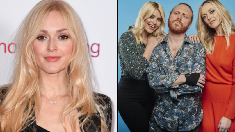 Fearne Cotton Quits 'Celebrity Juice' After Ten Years On The Show