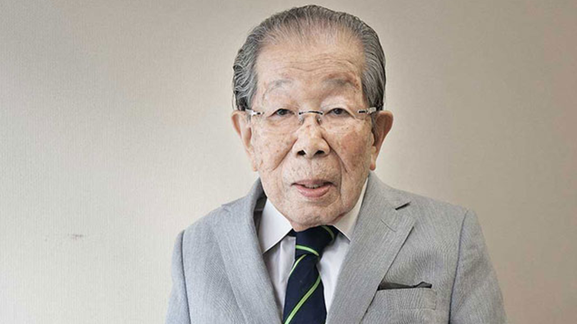 Japanese Doctor Who Lived To Be 105 Has Tips To Live Longer