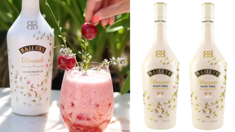 Baileys' Latest Flavour Has Half The Calories, And Is Vegan