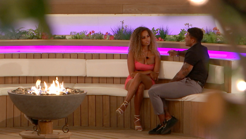 The First Look At Tonight's Episode Of 'Love Island' Is Seriously Explosive