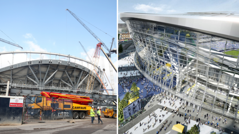 The Name Of Spurs' New £850 Million Stadium Is Just Really Odd