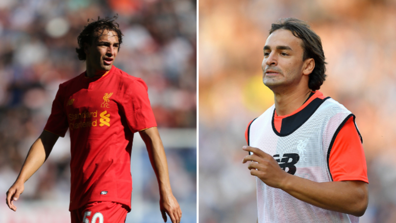 Liverpool Flop Lazar Markovic Reaches New Low At Anfield