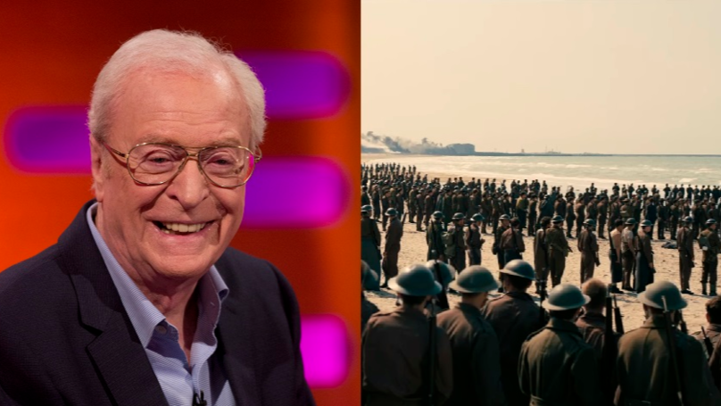 Michael Caine Was In 'Dunkirk', But You Wouldn't Be Alone If You Missed Him