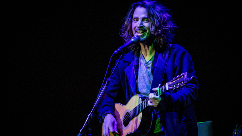 The Late Chris Cornell Has Won A Grammy For Best Rock Performance
