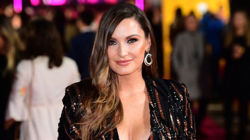 Sam Faiers Didn't Buy Her Kids Christmas Presents This Year As They're Already 'So Fortunate'