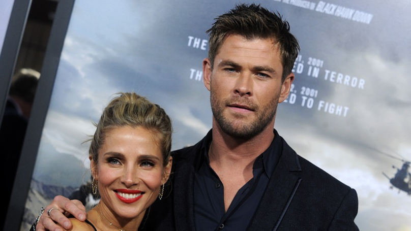 Chris Hemsworth's Wife Elsa Pataky Has Tattoo Of His Thor Character