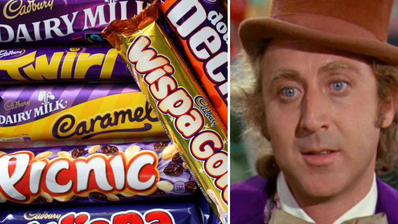 Cadburys Has Stopped Making Chocolate Due To Water Issues