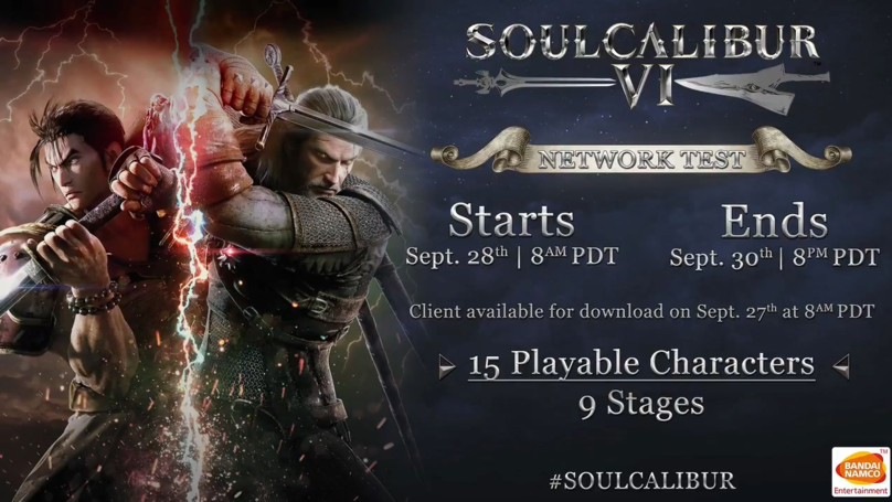 SoulCalibur 6 Xbox One And PS4 BETA Now Live