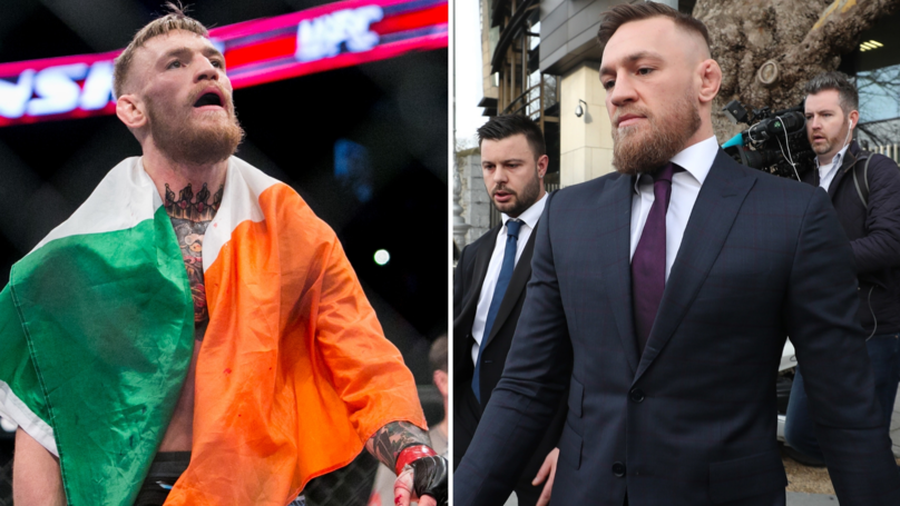 Conor McGregor Breaks His Silence On NSAC's Punishment For UFC 229 Post-Fight Brawl