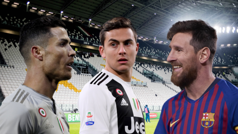 What Paulo Dybala Said On Lionel Messi And Cristiano Ronaldo After Playing With Them