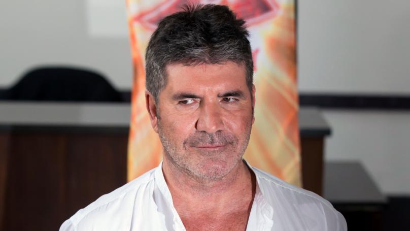Simon Presses The 'Britain's Got Talent' Golden Buzzer For Dad And Son