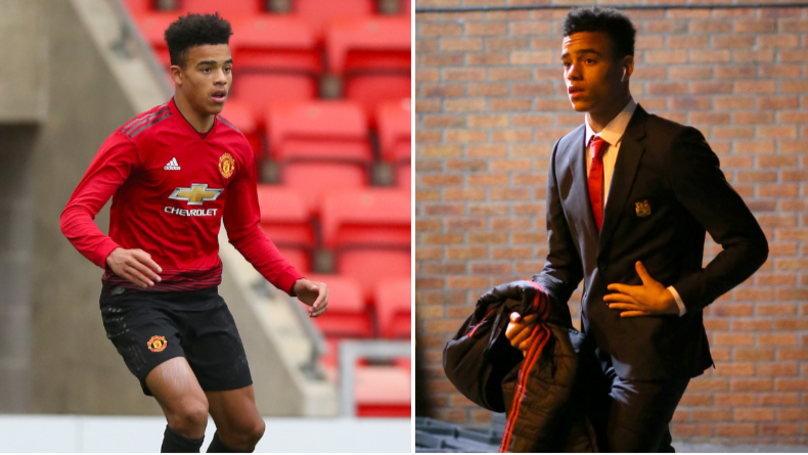 Manchester United Hot-Shot Mason Greenwood Is Scheduled To Be Back In School On Friday