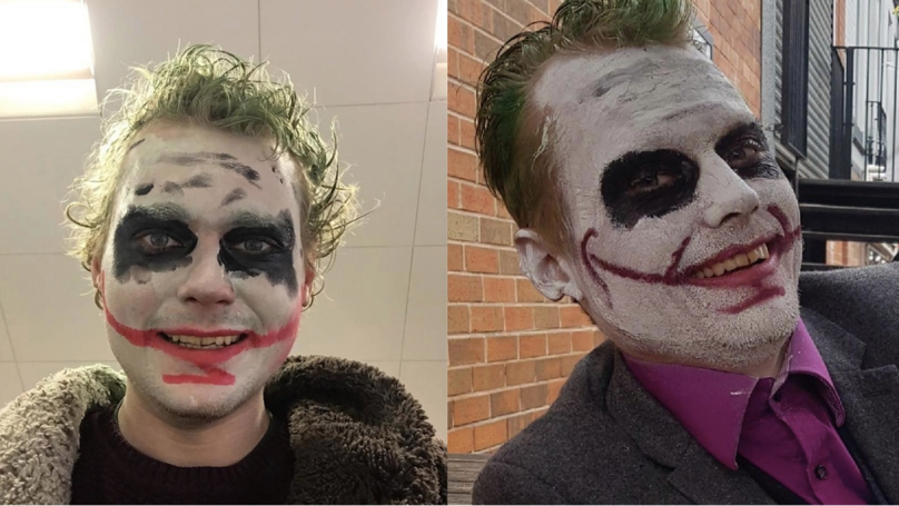 Joker-Inspired 'Killer Clown' Wannabe Jailed After Menacing Town For Three Months
