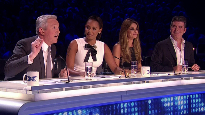 ​Mel B Calls Out Fellow 'X Factor' Judge Louis Walsh For Groping Her On TV
