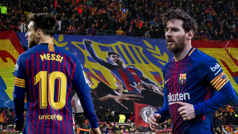 Lionel Messi Scores 50th Career Hat-Trick With His 650th Career Goal