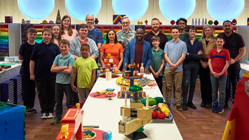 New Show Pits Lego-Lovers Against Each Other To Find 'Master Of The Brick'