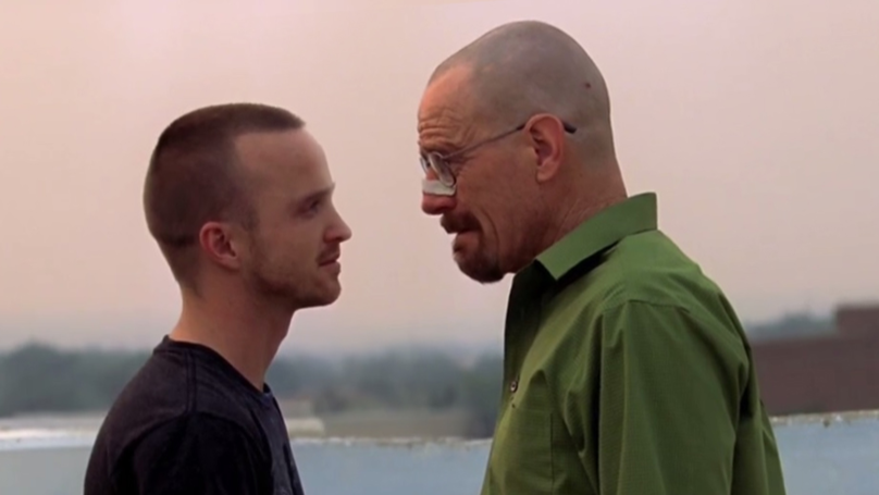 Bryan Cranston And Aaron Paul Get Breaking Bad Fans Excited With Cryptic Instagram Post