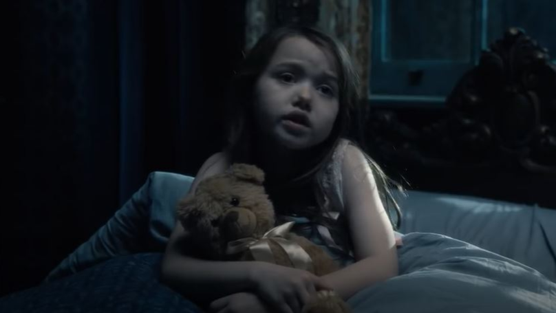 Stars Of The Haunting Of Hill House Have Been Left Too Terrified To Sleep
