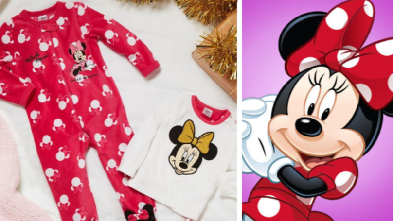 Primark\'s Minnie Mouse Pyjamas For Kids Are Actually So Adorable ...