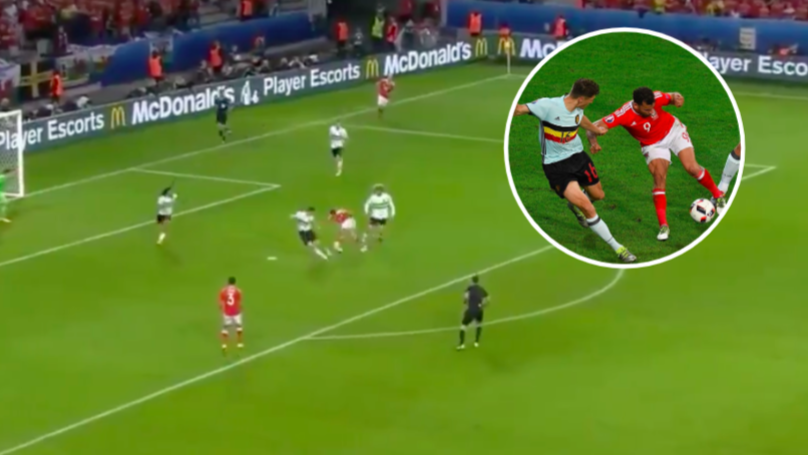 Hal Robson-Kanu Produced The Cruyff Turn Of Dreams Three Years Ago Today