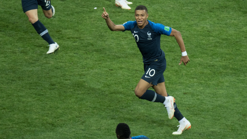 Kylian Mbappe Played The World Cup Semi-Final With An Injury