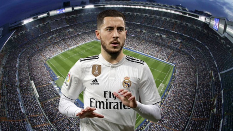 Eden Hazard 'On The Verge' Of Agreeing Personal Terms With Real Madrid After Lengthy Negotiations