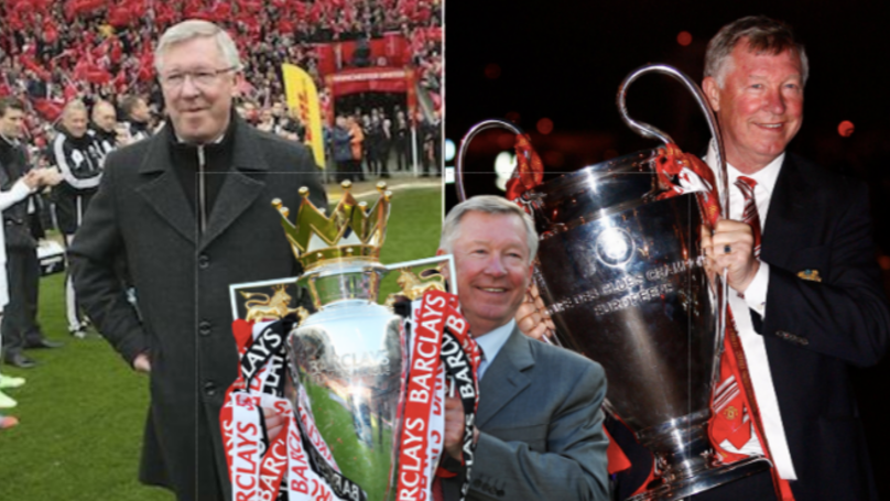 Sir Alex Ferguson Voted The Greatest Manager Of All Time