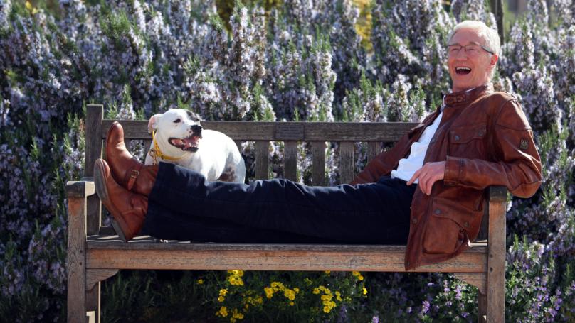 Paul O'Grady Left Heartbroken After The Death Of His Dog Bullseye