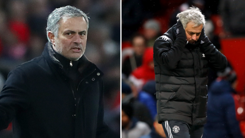 People Think That One Manchester United Players' Time Might Be Up