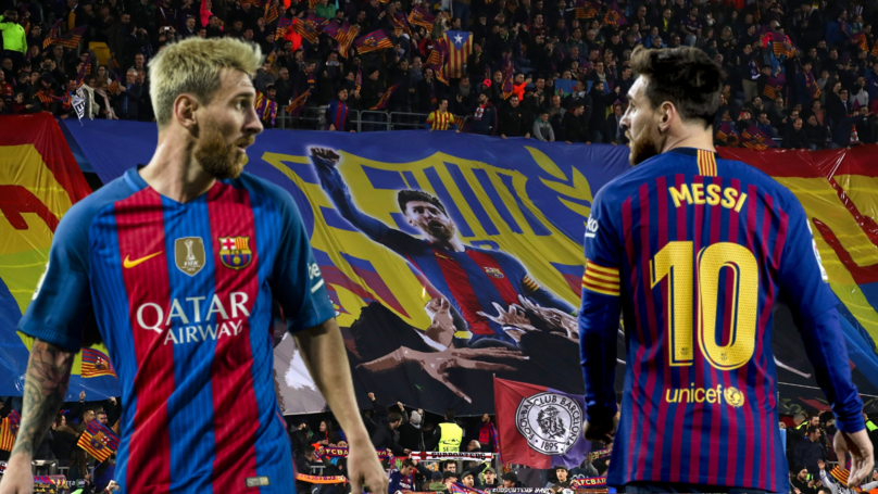 Lionel Messi Has Been Involved In More Than 800 Goals For Barcelona