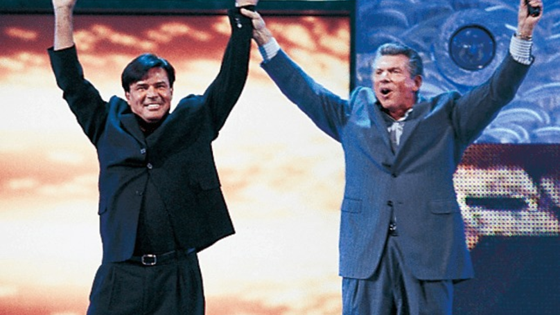 Eric Bischoff On How He Took On Vince McMahon's WWE