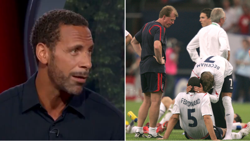Rio Ferdinand Brilliantly Explains Difference Between Golden Generation And Now