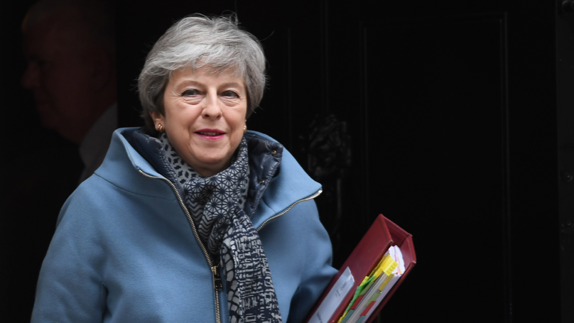 Theresa May Announces She Will Quit As Prime Minister Once Her Brexit Deal Is Agreed