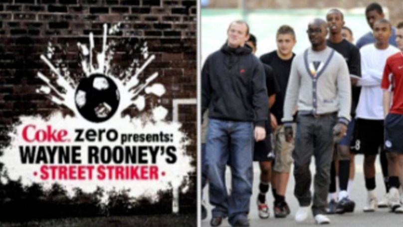 Wayne Rooney's Street Striker Was A TV Show For The Ages