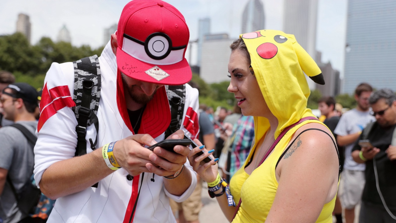 '​Pokémon GO' Finally Introducing New PvP System, And It's Coming This Year