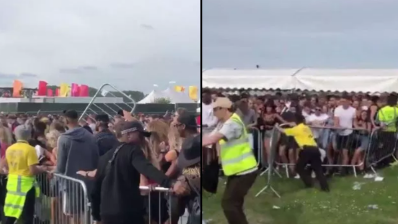 People 'Collapse' And Security 'Punched' In Three-Hour Queues At We Are FSTVL