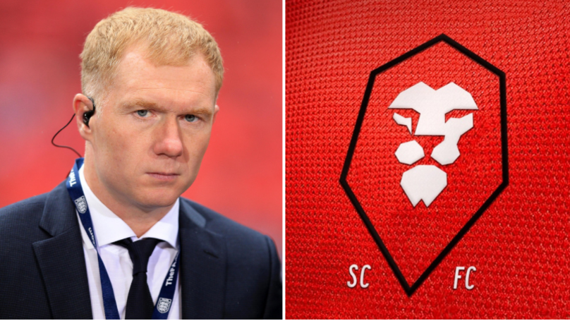 Paul Scholes Names The Premier League Club Salford City Are Trying To Emulate