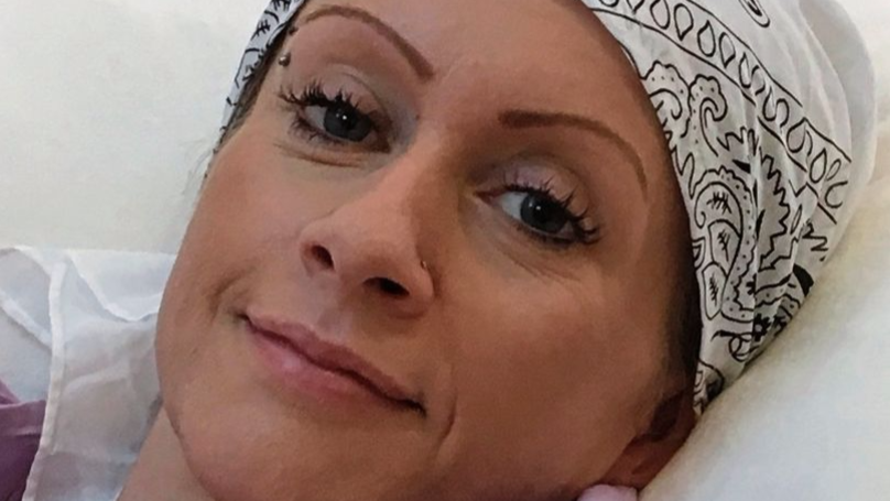 Mum Told She Was Going To Die Is Saved By Ex-Husband's Wife