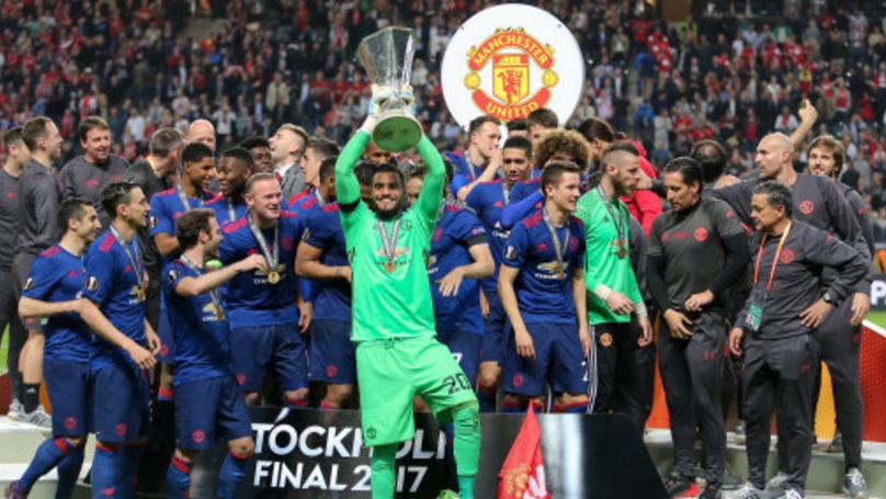 Manchester United Dominate Official Uefa Europa League Squad Season Sportbible