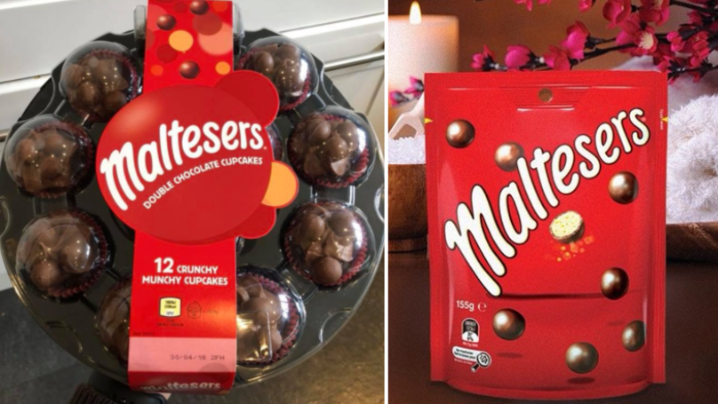 Chocolate Lovers Listen Up: Asda Is Selling Maltesers Double Chocolate Cupcakes