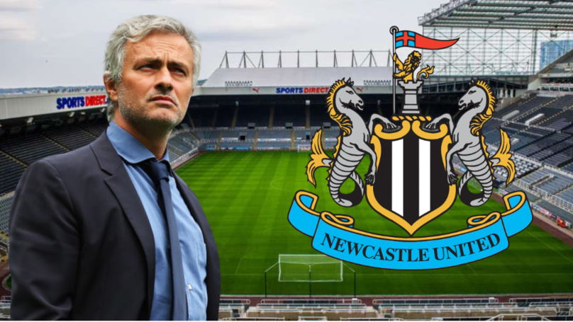 Jose Mourinho Favourite For Newcastle United Manager Job With Claudio Ranieri Second