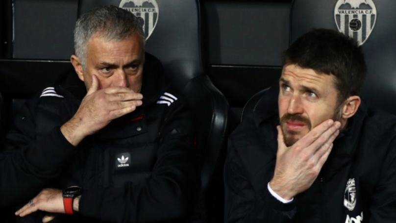 Michael Carrick Appointed Interim Manager Of Manchester United