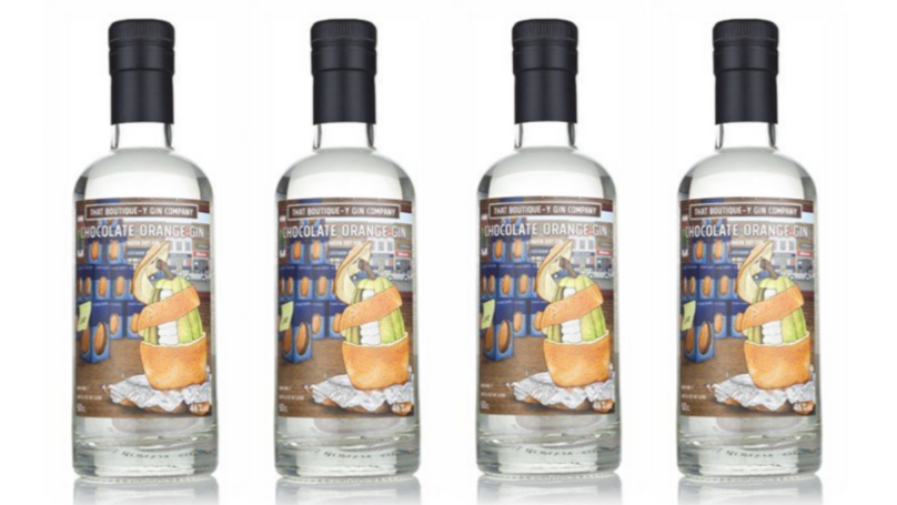 Chocolate Orange Gin Is Here And It's Available At Discount Price