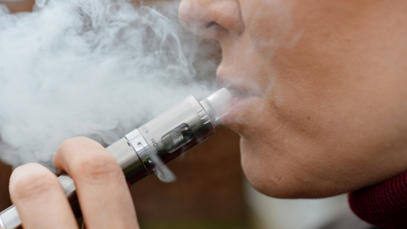 Certain E-Cig Flavours Can Destroy Lung Function, According To Researchers