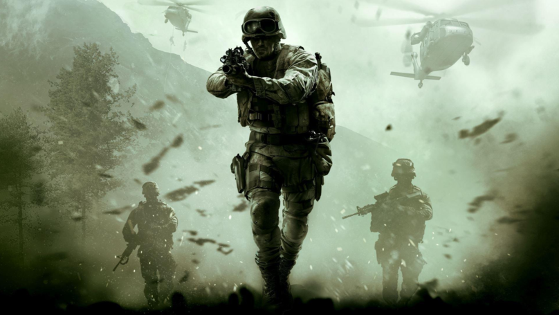 Infinity Ward Could Be Bringing Back The 'Call Of Duty' Single Player Campaign